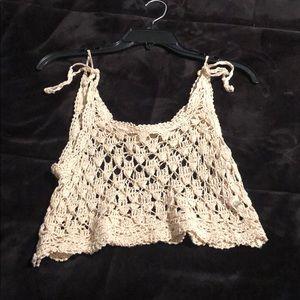 Billabong Crochet Tank
